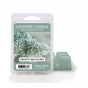 Wosk zapachowy Frosty Branches Country Candle