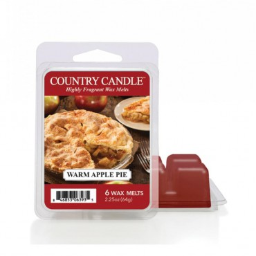 Wosk zapachowy Warm Apple Pie Country Candle