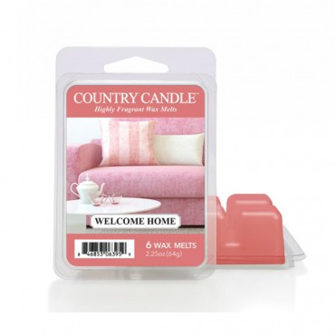 Wosk zapachowy Welcome Home Country Candle