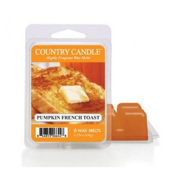 Wosk zapachowy Pumpkin French Toast Country Candle