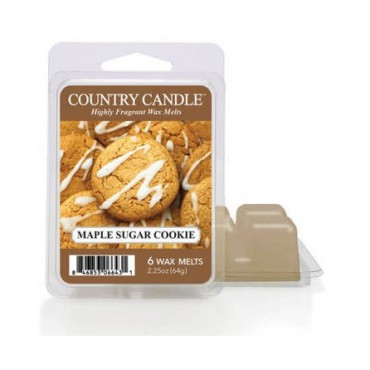 Wosk zapachowy Maple Sugar Cookie Country Candle