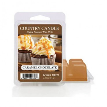 Wosk zapachowy Caramel Chocolate Country Candle