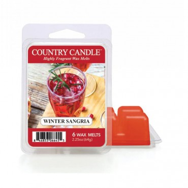 Wosk zapachowy Winter Sangria Country Candle