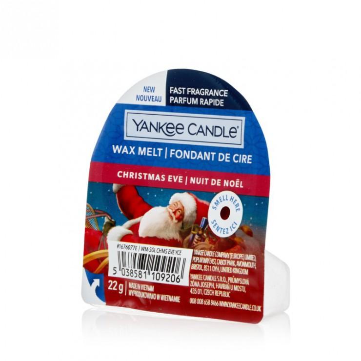 Wosk zapachowy Christmas Eve Yankee Candle