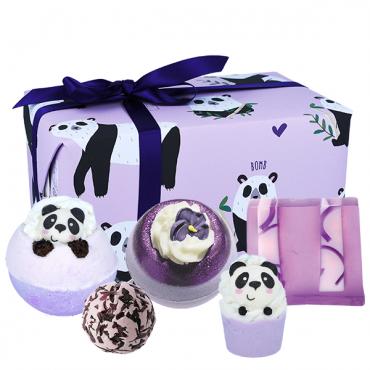 Zestaw upominkowy Panda Yourself Bomb Cosmetics