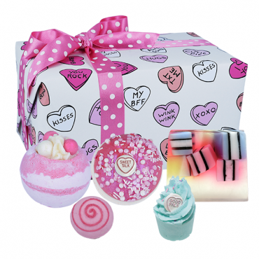 Zestaw upominkowy Sweet Illusion Bomb Cosmetics