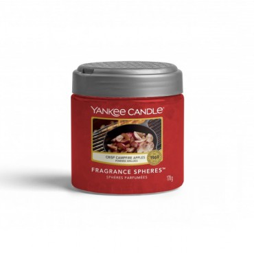 Kuleczki zapachowe Crisp Campfire Apples Yankee Candle