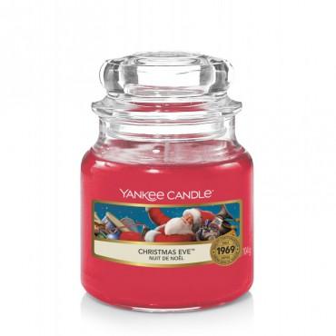 Mała świeca Christmas Eve Yankee Candle