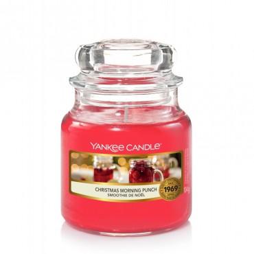 Mała świeca Christmas Morning Punch Yankee Candle