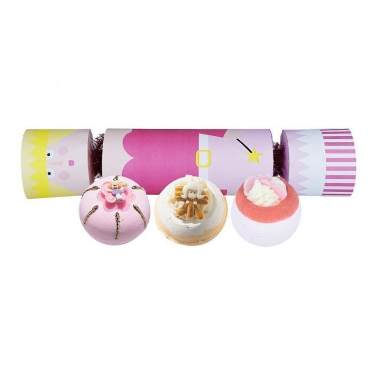Zestaw upominkowy w kształcie cukierka Fairy Godmother Bomb Cosmetics