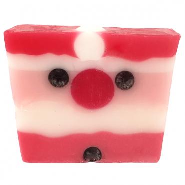 Mydło glicerynowe Dear Santa z cynamonem Bomb Cosmetics