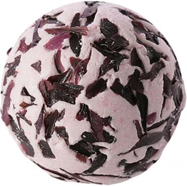 Kremowa kuleczka do kąpieli Jeżynowa Bomb Cosmetics