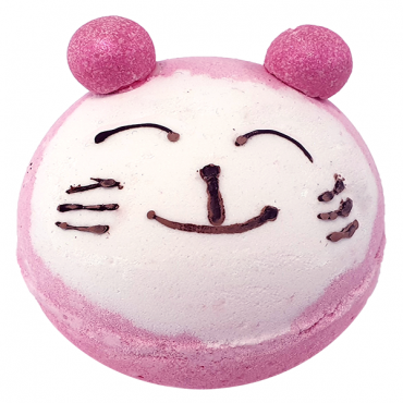 Musująca kula do kąpieli Cat-a-Tonic Bomb Cosmetics