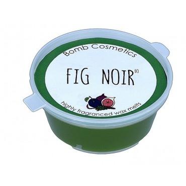 Wosk zapachowy Fig Noir Bomb Cosmetics