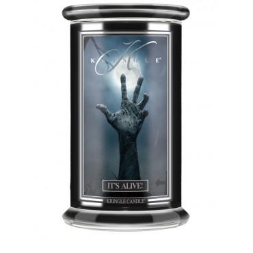 Duża świeca It`s Alive Kringle Candle