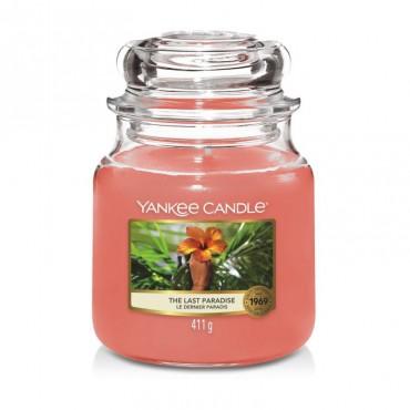 Średnia świeca The Last Paradise Yankee Candle