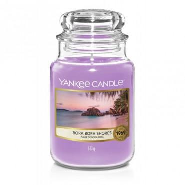 Duża świeca Bora Bora Shores Yankee Candle