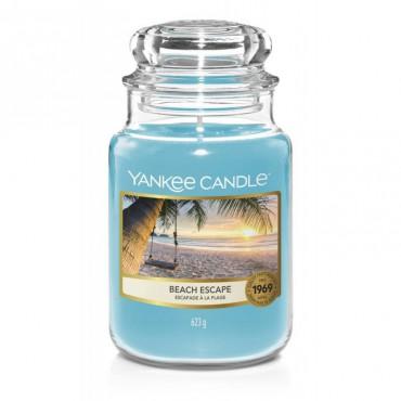 Duża świeca Beach Escape Yankee Candle