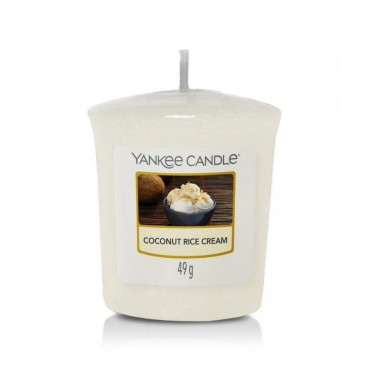 Sampler Coconut Rice Cream Yankee Candle