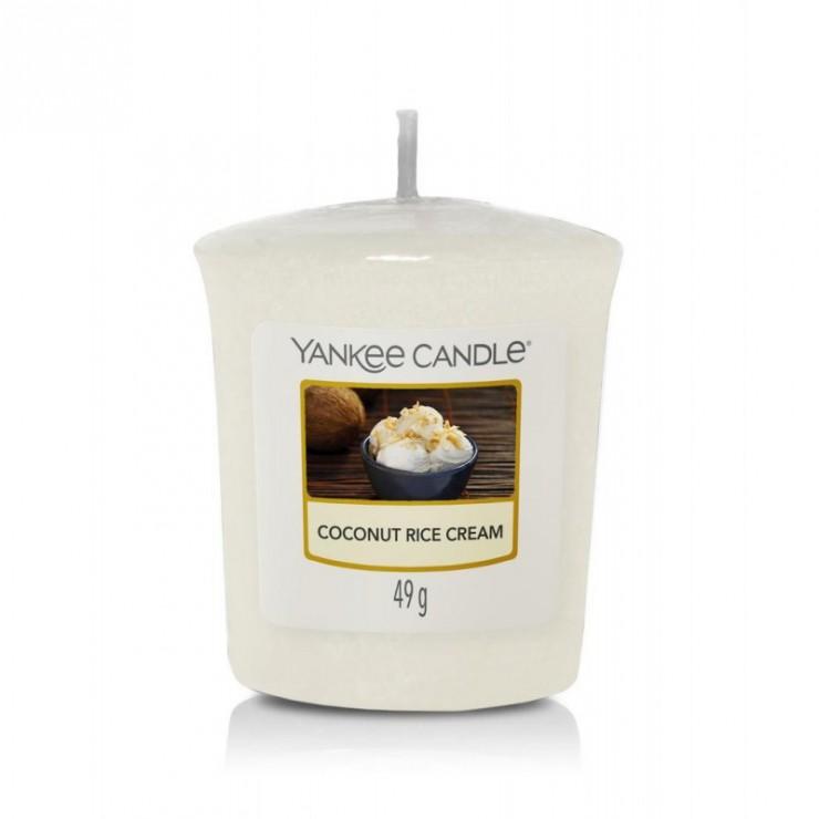 Sampler Coconut Rice Cream Yankee Candle