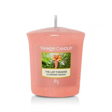 Sampler The Last Paradise Yankee Candle