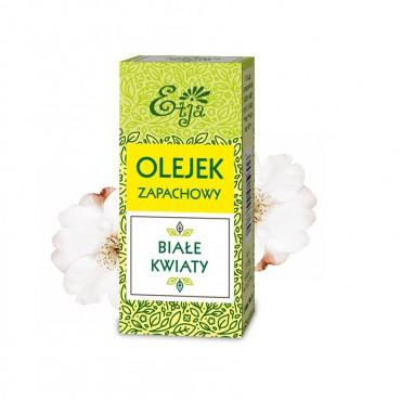 Olejek zapachowy Białe Kwiaty Etja