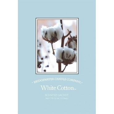 Saszetka zapachowa Scented Sachet White Cotton Bridgewater