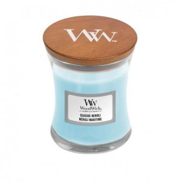 Mała świeca Seaside Neroli Woodwick