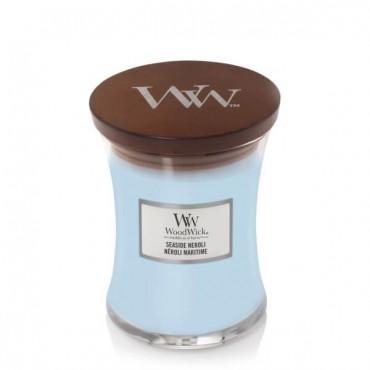 Średnia świeca Seaside Neroli Woodwick