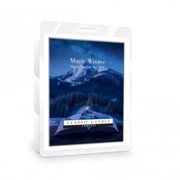 Wosk Magic Winter Classic Candle