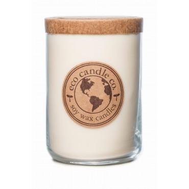Duża świeca Bourbon Vanilla Eco Candle
