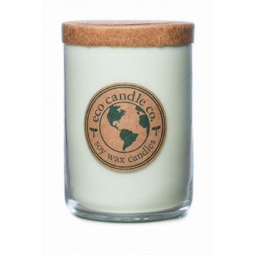 Duża świeca Eucalyptus Mint Eco Candle