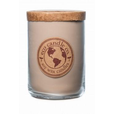 Duża świeca Firewood Eco Candle