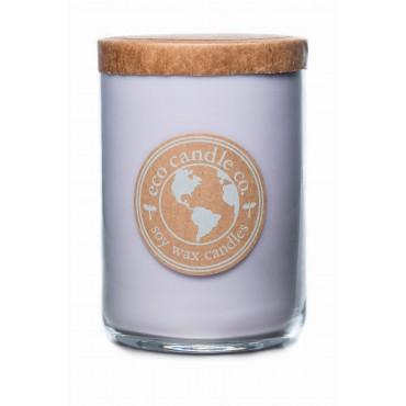 Duża świeca Lavender Dreams Eco Candle