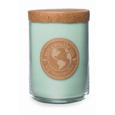 Duża świeca Seagrass Eco Candle