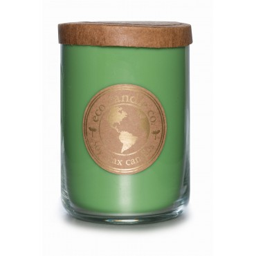 Duża świeca Caramel Apple Eco Candle