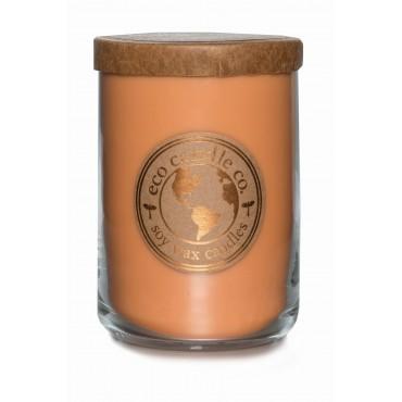 Duża świeca Orange Clove Eco Candle