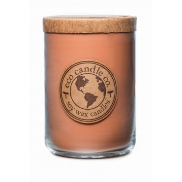 Duża świeca Pumpkin Pecan Eco Candle